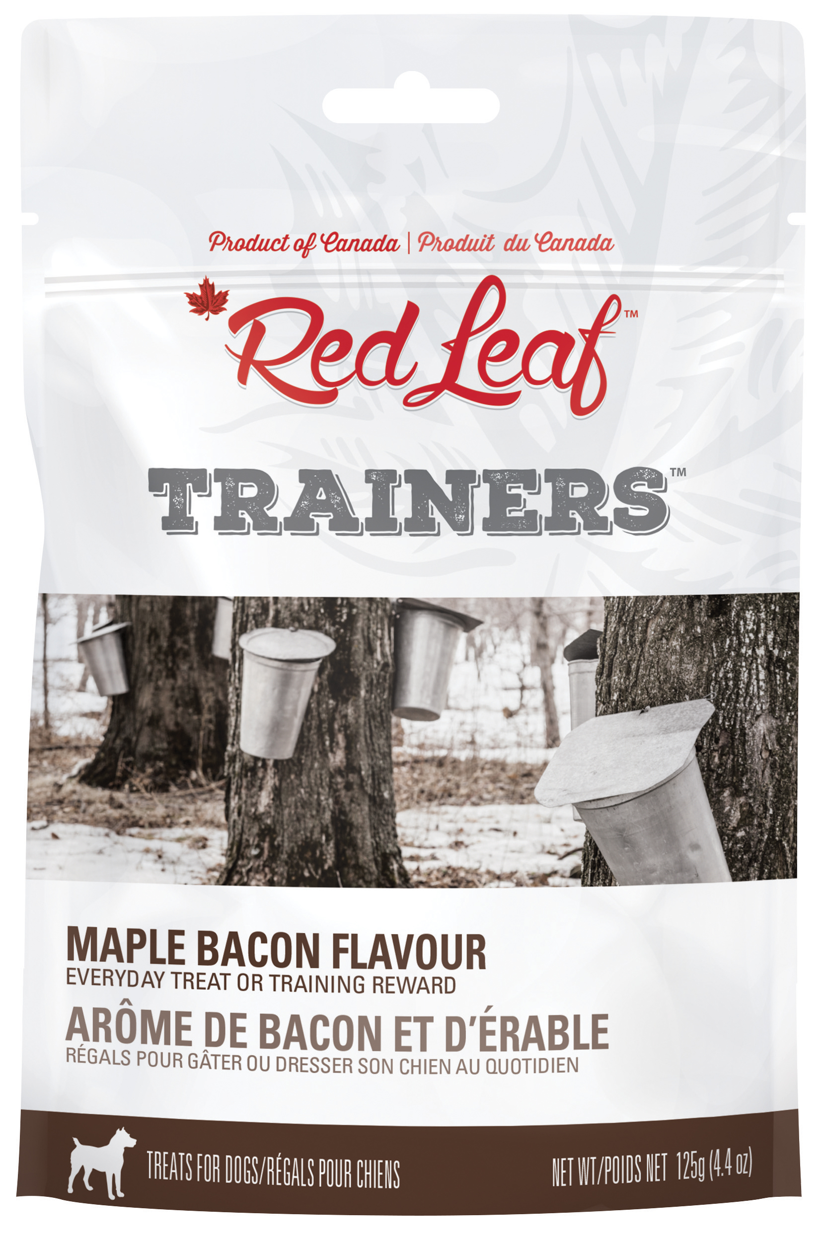 TRAINERS™ MAPLE BACON FLAVOUR
